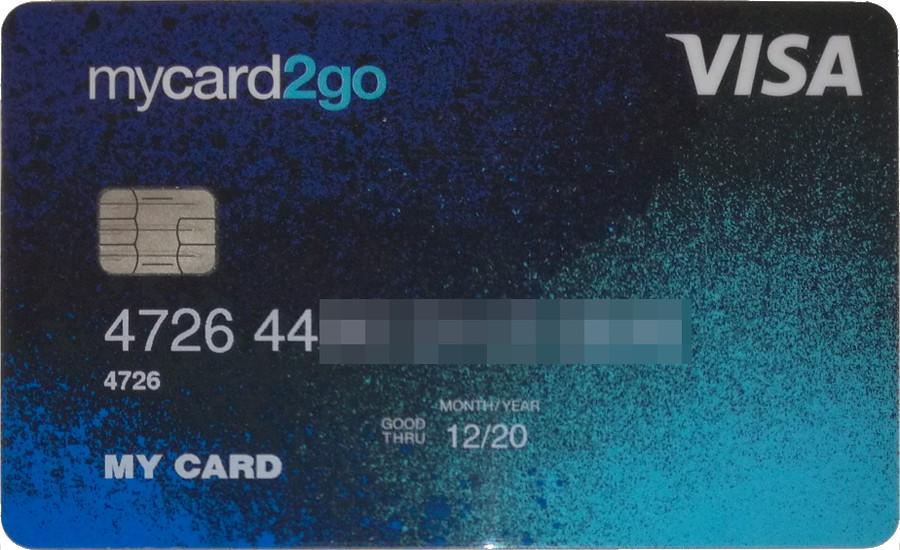 Mycard2go